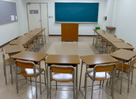 302 普通教室