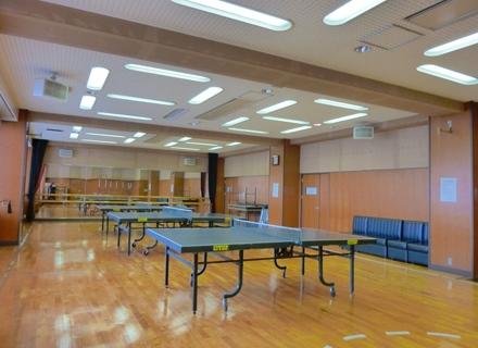 401 体育室